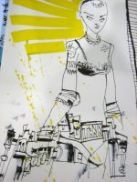 Tank Girl by JimMahfood-FoodOne