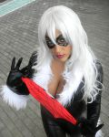 Balck Cat cosplay 2 by GeckUP