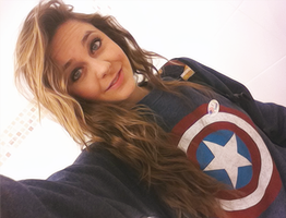 actually i voted for captain america by annamichele