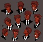 The many faces of Purson by LamechO