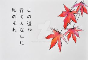 Acer Leaves by xXNami-sanXx
