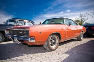 1968Dodge Charger by AmericanMuscle