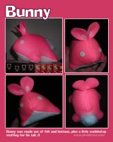 Bunny FooFoo by airlobster