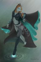 Midna's Dance by Arizzel