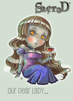 Chibi Lady Alumrion by SiSero