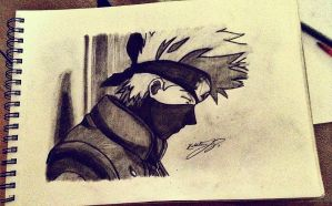 Kakashi Hatake: Child's Play by SilverGoldsun