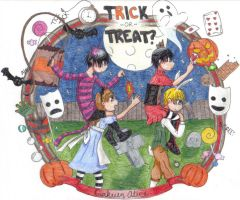 Gakuen Alice Trick or Treat? by OutskirtsOfInsanity