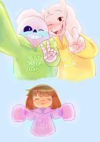 Matching Hoodies by Gilzean