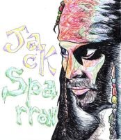 Jack Sparrow by BUBIMIR-39