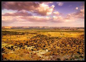 Acoma, New Mexico by ChimpyJay