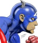 Captain America by thewookie57