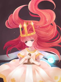 Child Of Light by Hanh-Chu