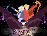 The Darkmagic Family Magic by CheshireCatGrin