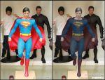 Hot Toys 1978 Superman by Ranock