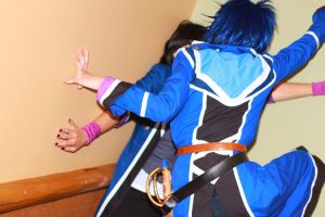 ColossalCon 2013 - Project K(PS) 92 by VideoGameStupid