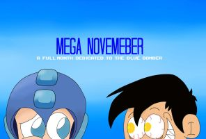 Mega November Announcement by MadnessCriminal