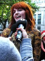 Interviewing Florence by drwhofreak