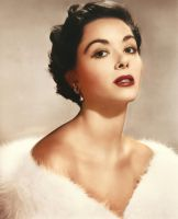 Dana Wynter -  Colorize by Tricia-92