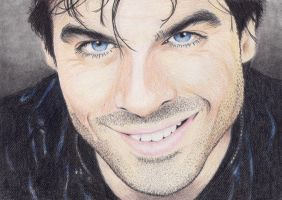 Ian Somerhalder I by Mika2882