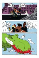 Dinosaur Eats People Page 19 by MontyRohde