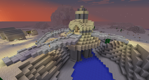 Minecraft Mini Project by Cosmic155
