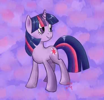 Twilight Sparkle by MomoTheWise