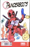 Lego Deadpool sketch cover! by shinlyle