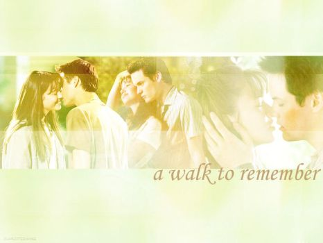 A Walk To Remember by charlotteemariee