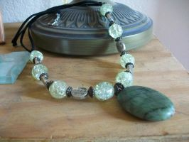 Bamboo Necklace by DOC-Ash1391