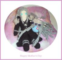 Final Fantasy VII: Mother's Day by vincybel