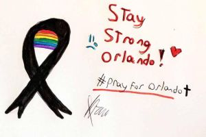 I stand for Orlando by FabianArtist