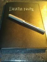 my death note by death-note-boy