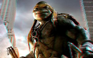 Mikey 3-D conversion by MVRamsey