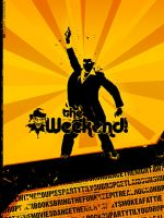 The Weekend - Club Bizzare by d3funk