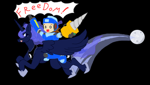 Freedom! by Father-J