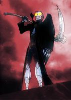 The grim reaper by bigdad