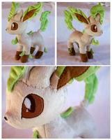 Leafeon v2 by FollyLolly