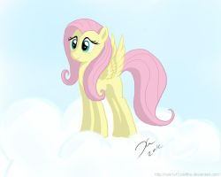 Fluttershy by rule1of1coldfire