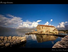 Krasici, Boka bay by Grofica