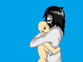 Jeff the Killer X You EDITED by AngelKiller666