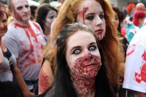 Zombie by penfold5