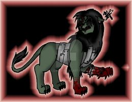 Amnesia Lion Brute by 6liza6