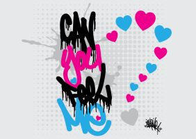 Can you feel me ? by ShotOne