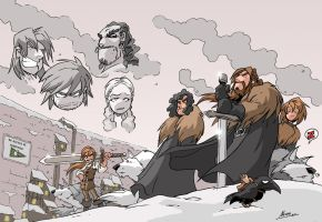 Game of Morons by NachoMon