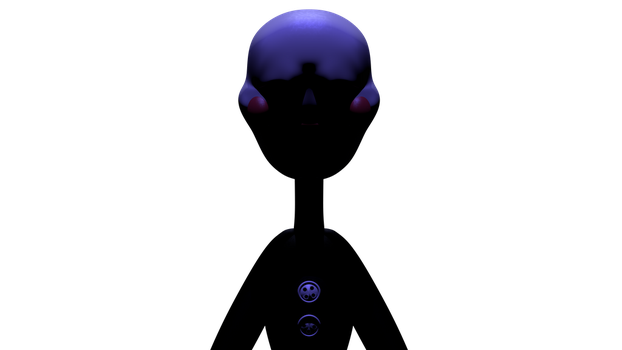 Puppet- FNaF Blender by ChuizaProductions