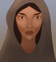 Rahab by Linsketches