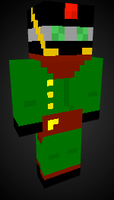 Equalist Minecraft Skin Preview by THATANIMATEDGUY