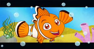 Finding Nemo 3-D by chachi411