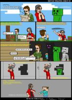 SBC #1: Let's Play. . . MINECRAFT! by SketchyBehavior