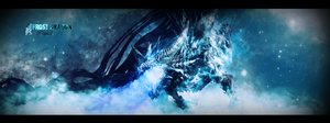 Frost Dragon by Photo-shop-wizard